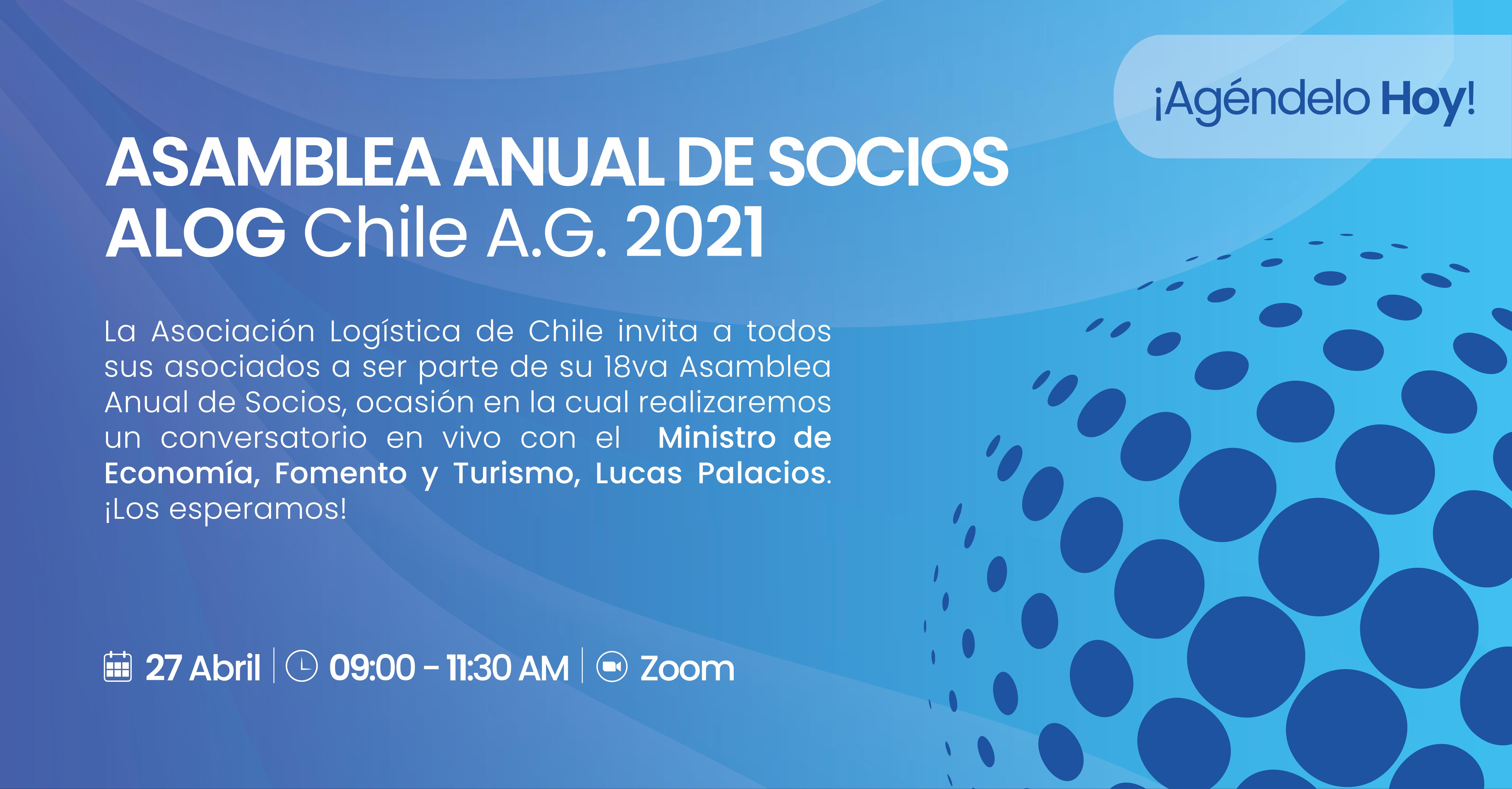 Master Asamblea Anual de Socios 2021